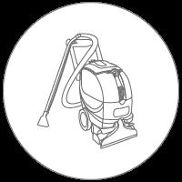 Carpet Extractor Icon