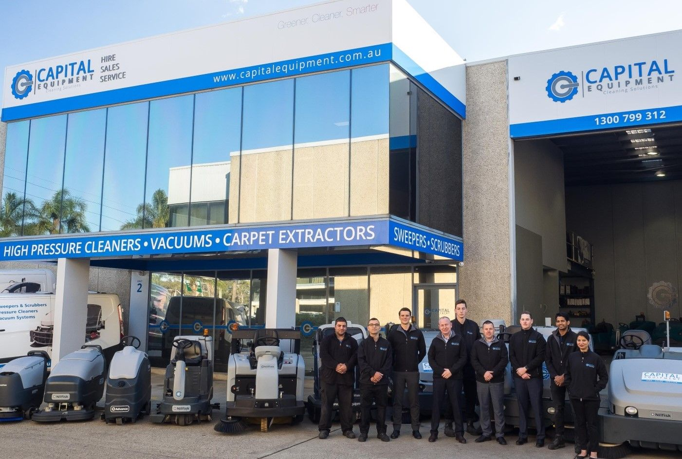 CLEANING EQUIPMENT HIRE SALES SERVICE SYDNEY
