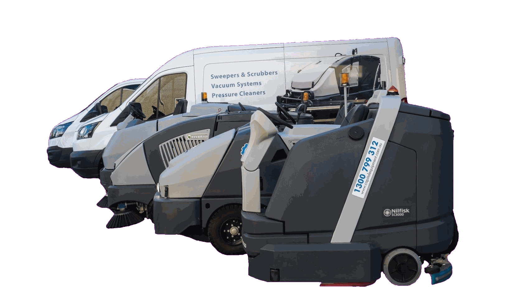 floor scrubber hire, sweeper hire