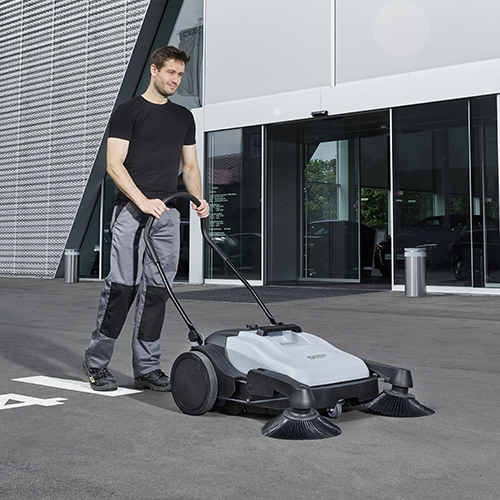 SW250 Walk-behind Manual Sweeper