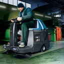 Hire FSR Ride-On Battery-Powered Sweeper