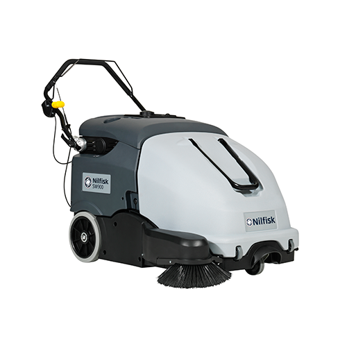 [9084110010PB] Nilfisk SW900 Walk-Behind Sweeper