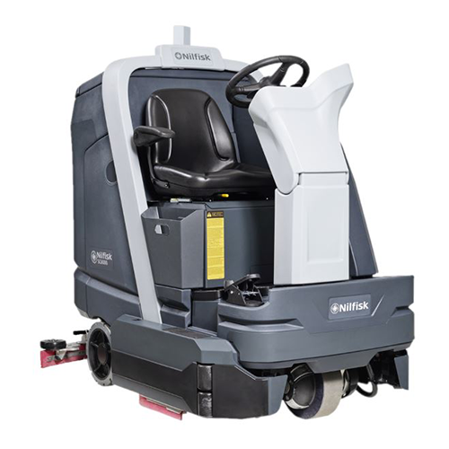 [56116004PA] Nilfisk SC6000 1050D Ride-On Disk Scrubber Dryer