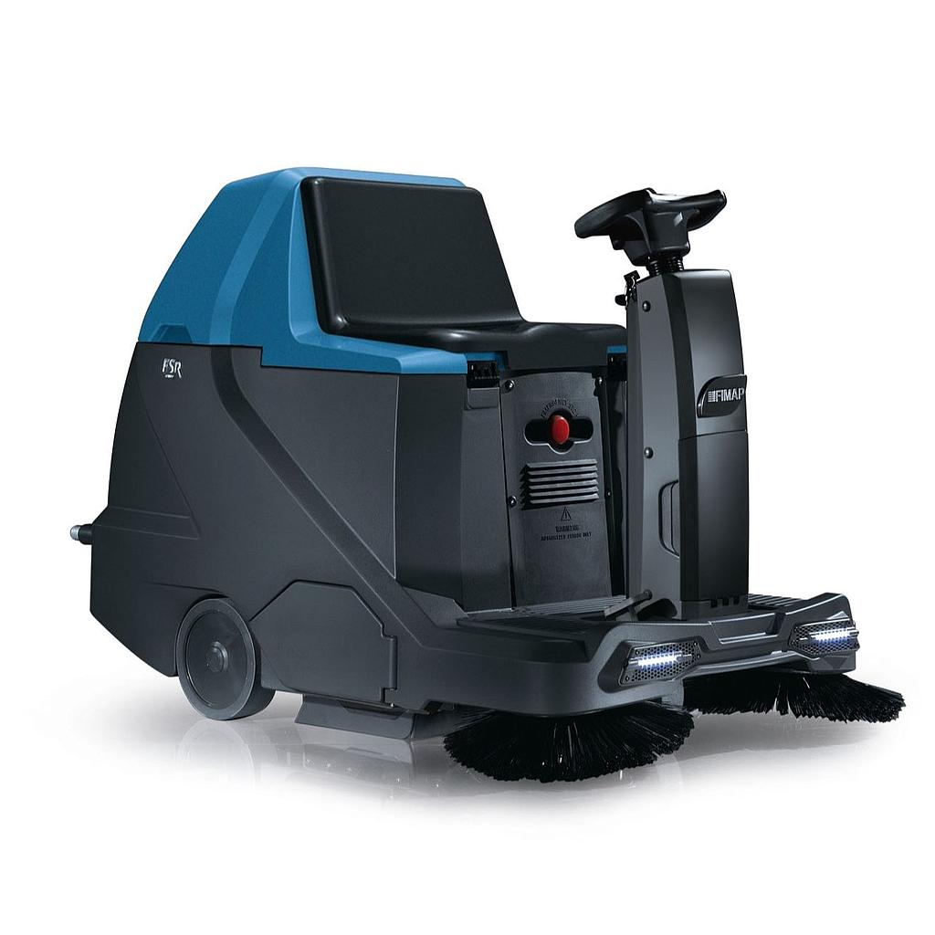 FSR Ride-On Battery Powered Sweeper
