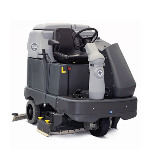 [	56414022PA] Nilfisk SC6500 Ride-On Scrubber Dryer - Disk (1300mm)