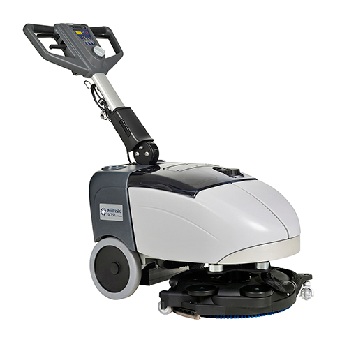 [9087341020PA] Nilfisk SC351 Battery Compact Scrubber Dryer