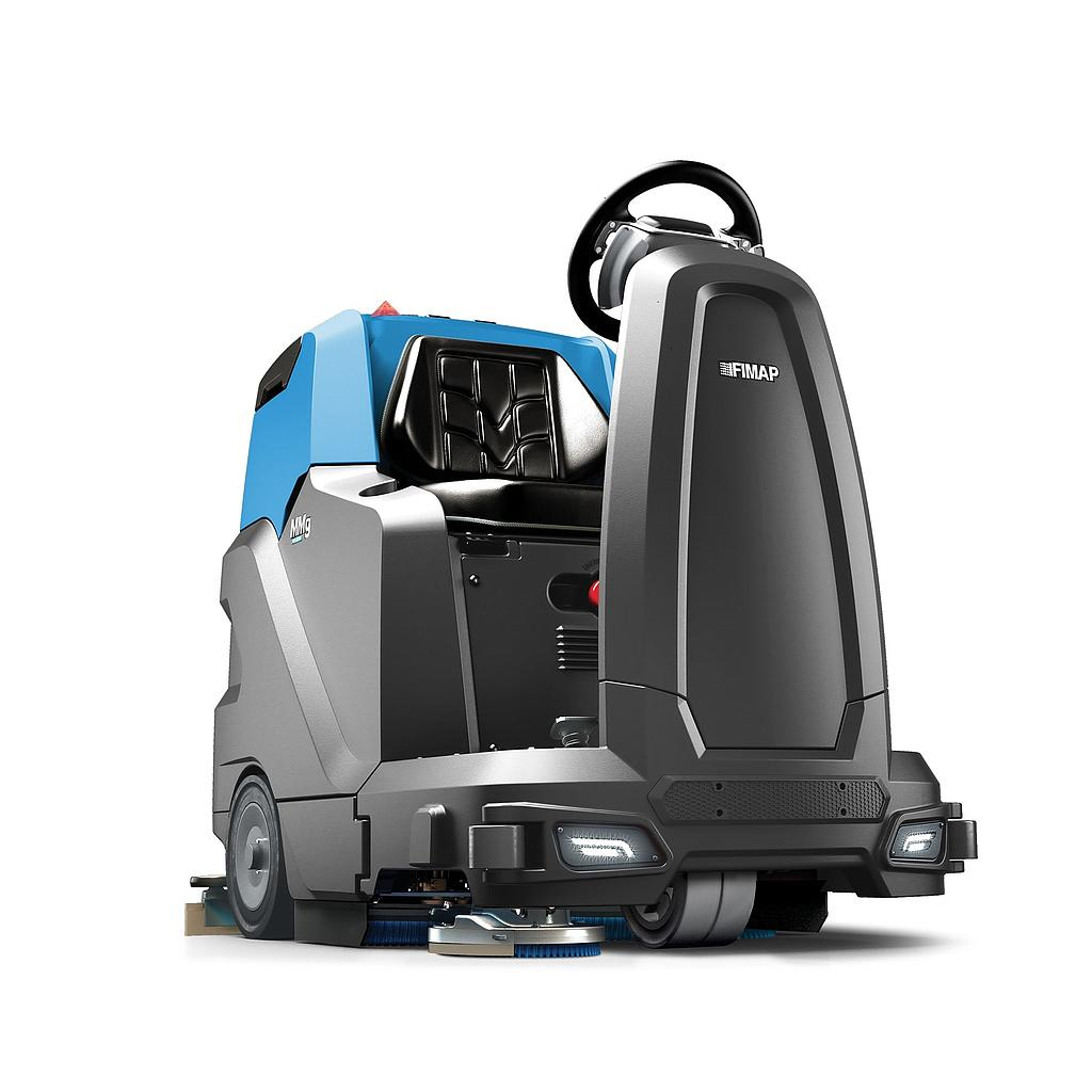 [107701] Fimap MMg Plus Ride-On Scrubber Dryer