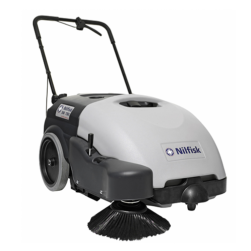 [908 4701 010PA] Nilfisk SW750 Walk-Behind Sweeper