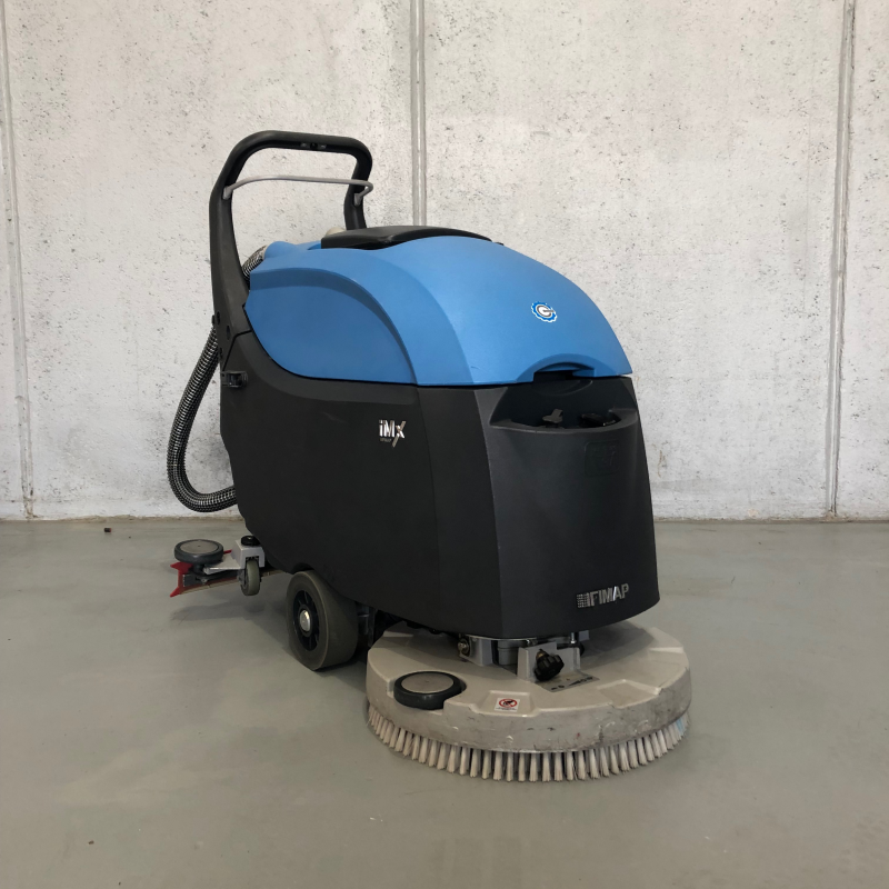 Second Hand Fimap iMx50B Eco Walk-Behind Scrubber Dryer