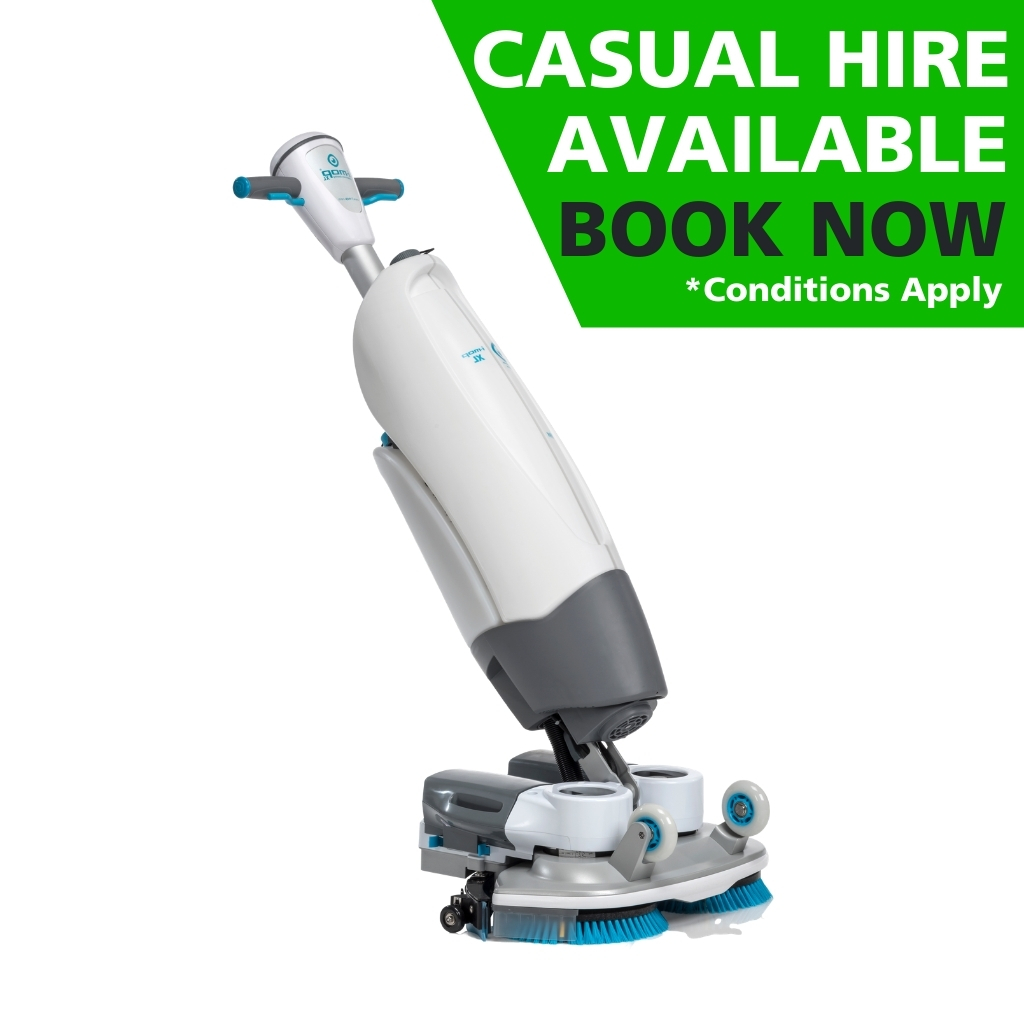 Hire i-mop XL Basic Walk-Behind Scrubber Dryer