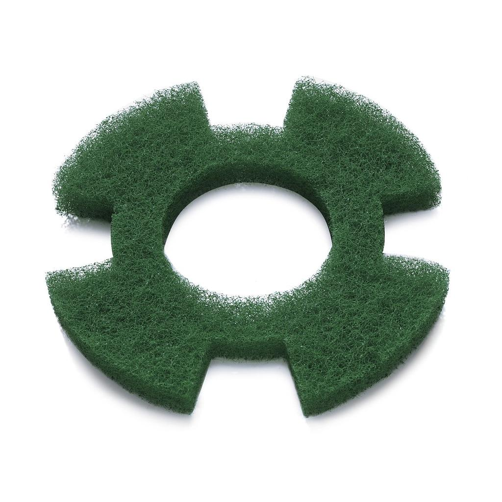 [72.0213.64] Green Cleaning Pad (Set of 2) - XL