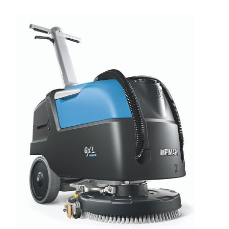 [109762] Fimap GxL Pro Walk-Behind Scrubber Dryer